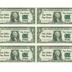 Printable Play Money For Kids | Printable | Printable Play Money   Free Printable Million Dollar Bill
