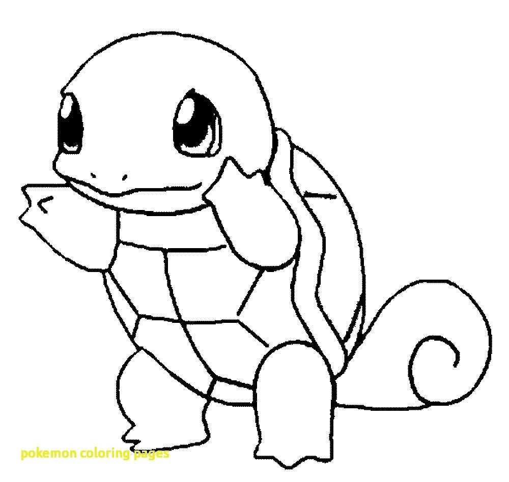 Printable Pokemon Coloring Pages With Pokemon Coloring Pages Free - Pokemon Coloring Sheets Free Printable