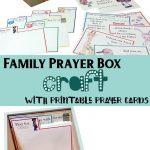 Printable Prayer Cards   Homeschool Printables For Free | Serving   Free Printable Prayer Cards For Children