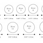 Printable Ring Sizer Chart (79+ Images In Collection) Page 1   Free Printable Ring Sizer Uk