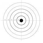 Printable Shooting Targets And Gun Targets • Nssf   Free Printable Bullseye