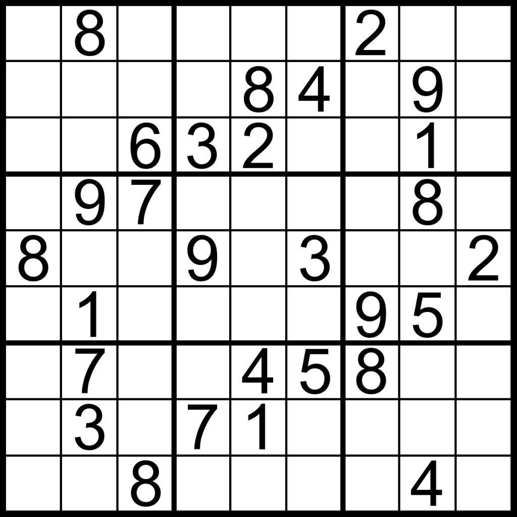 Printable Sudoku Printable 360 Degree – Camnangbenhtat - Free Printable Suduko