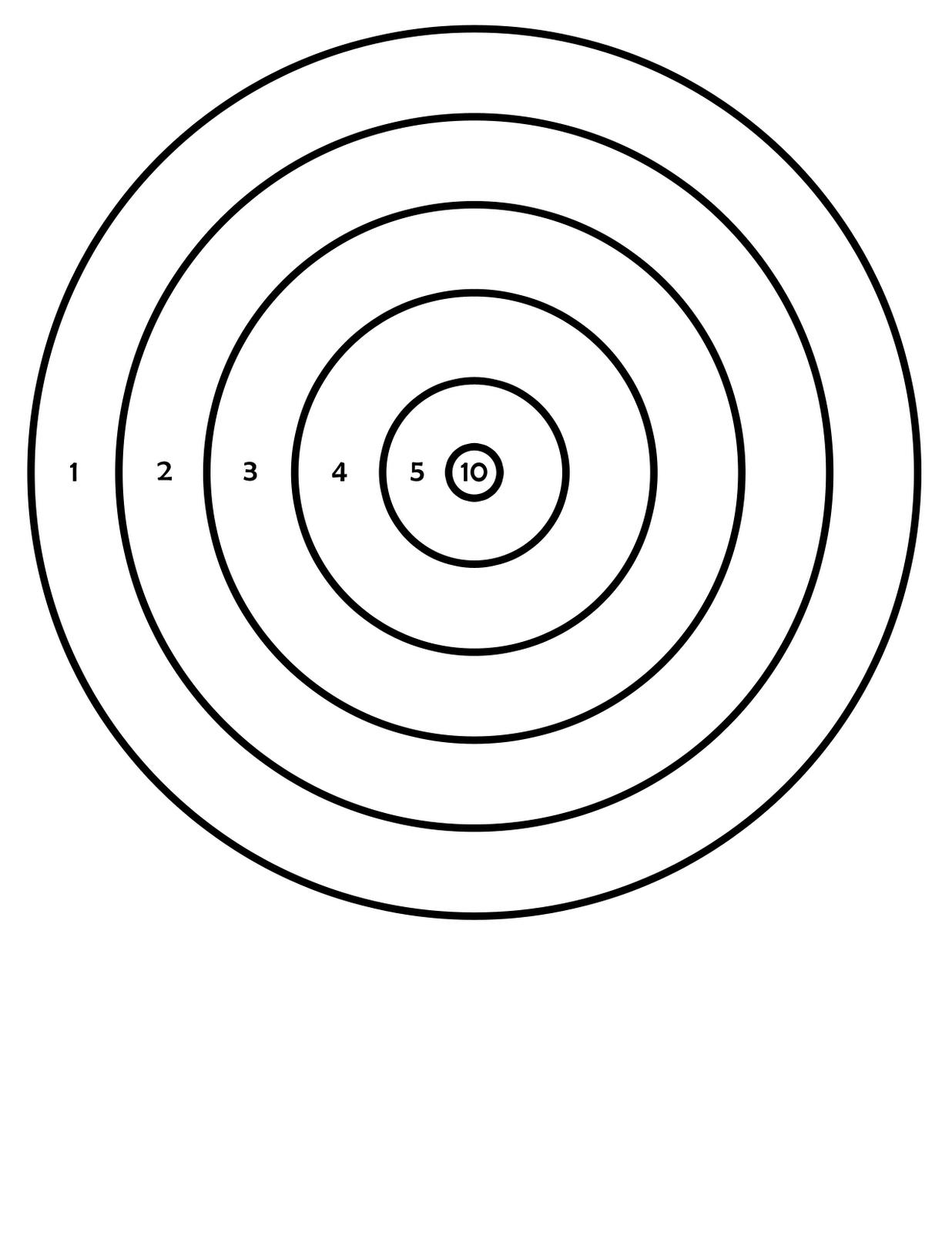 Printable Targets   411Toys: Free Printable Airsoft Targets - Free Printable Targets