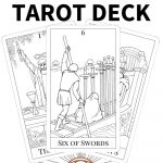 Printable Tarot Deck From | Learning Tarot | Free Tarot Cards, Tarot   Printable Tarot Cards Pdf Free