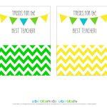 Printable Teacher Appreciation Gift Card Holder | Today's Creative Life   Free Printable Teacher Appreciation Cards