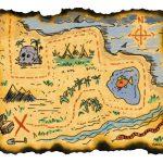 Printable Treasure Maps For Kids   Free Printable Pirate Maps