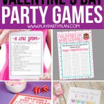 Printable Valentine's Day Games For Kids And Adults | Valentines   Free Printable Valentine Party Games For Adults