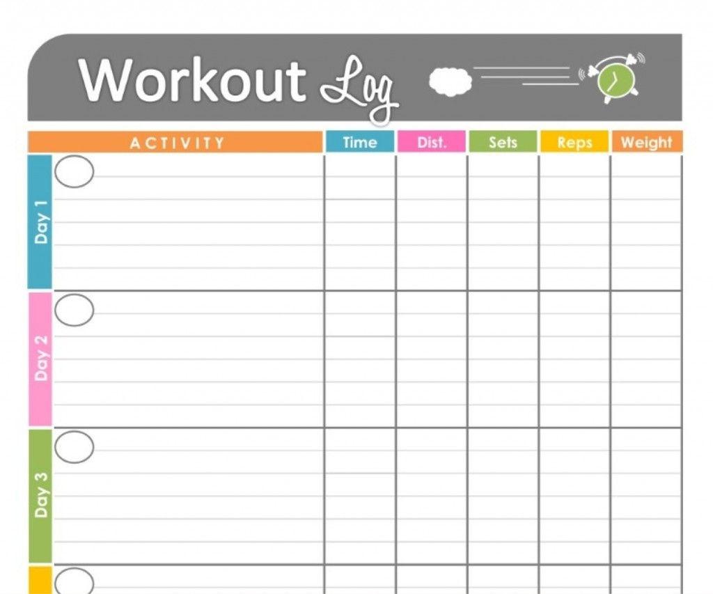 Printable Workout Calendar   Kiddo Shelter   Calendar Template - Free Printable Walking Log