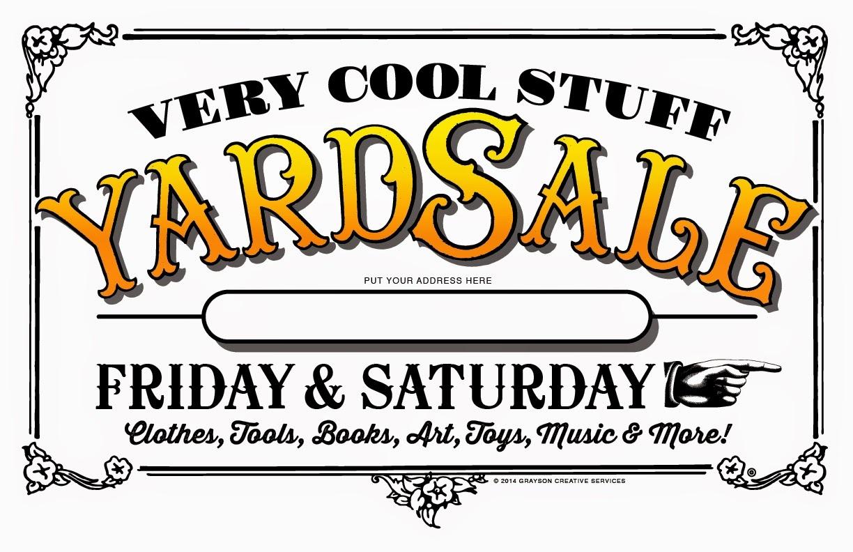 Printable Yard Sale Signs | Free Download Best Printable Yard Sale - Free Printable Signs Templates
