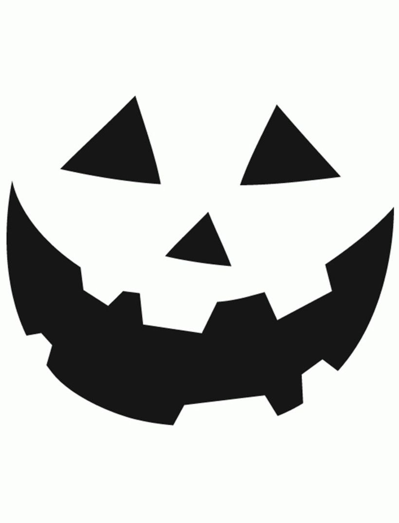 Pumpkin-Carving Templates Galore For Your Best Jack-O'-Lanterns Ever - Free Printable Pumpkin Templates