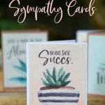 Punny Printable Sympathy Cards For Plant Lovers   Garden Therapy®   Free Printable Sympathy Cards