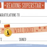 Reading Rewards That Work | Storytime Magazine   Free Printable Reward Certificates