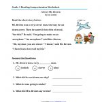Reading Worksheets | First Grade Reading Worksheets   Free Reading Printables For 1St Grade