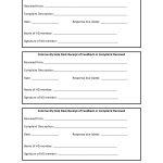 Receipt Book Template Doc Cakepins | Business Ideas | Receipt   Free Cash Book Template Printable