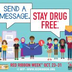 Red Ribbon Campaign: Sign The Red Ribbon Pledge   Free Printable Drug Free Pledge Cards
