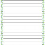 Regular Lined Free Printable Stationery For Kids, Regular Lined Free   Free Printable Lined Stationery