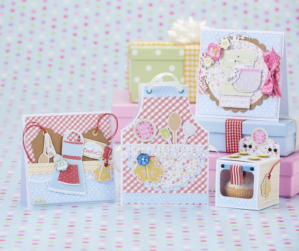 Retro Baking Free Printables From Papercraft Inspirations Issue 156 - Free Printable Paper Crafts
