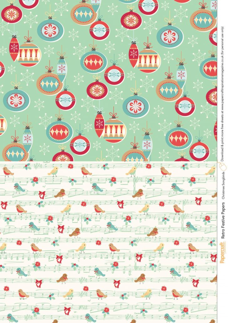 Free Printable Pattern Paper Sheets