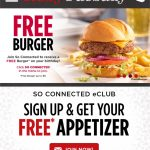 Ruby Tuesday Birthday Burger Coupon / Double Coupon Days At Fred Meyer   Free Red Robin Coupons Printable