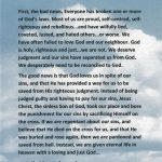 Salvation Tracts Printable   Google Search | The Good News | Good   Free Bible Tracts Printable
