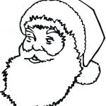 Santa Claus Coloring Pages | Free Download Best Santa Claus Coloring   Free Printable Santa Claus Face