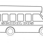 School Bus Coloring Page | Free Printable Coloring Pages   Free Printable School Bus Coloring Pages