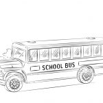 School Bus Coloring Pages | Free Coloring Pages   Free Printable School Bus Coloring Pages