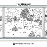 Seasons Colouring Pages   Free Printable Coloring Pages Fall Season