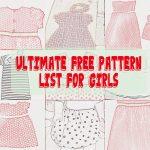 Seemesew: Free Girl Patterns   Free Printable Toddler Dress Patterns