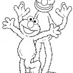 Sesame Street Coloring Pages Bert Free Printable Coloring Pages   Free Printable Coloring Pages Sesame Street Characters