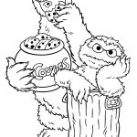 Sesame Street Coloring Pages   Google Search | Seseme Party | Sesame   Free Printable Coloring Pages Sesame Street Characters