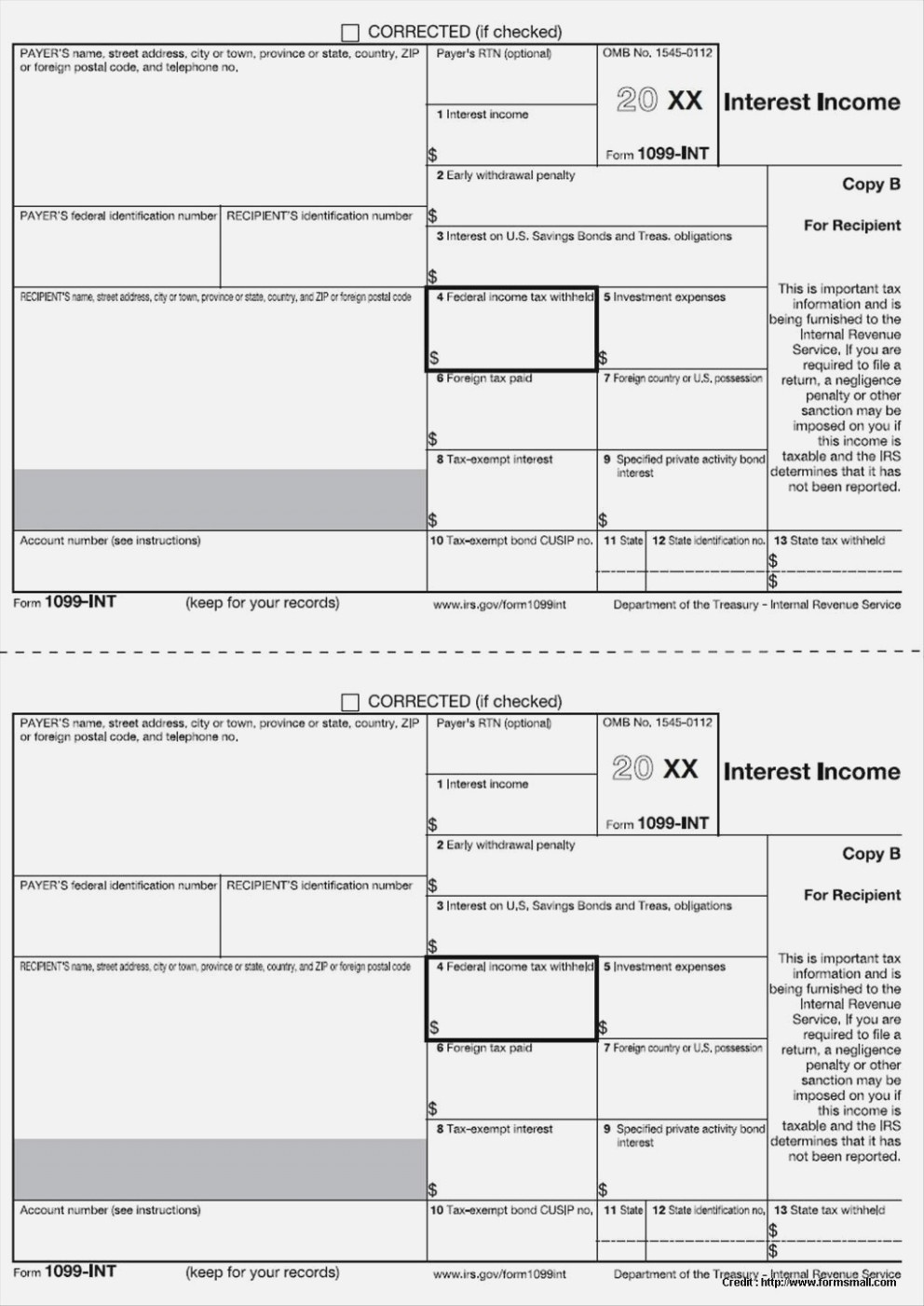 Seven Easy Rules Of | Realty Executives Mi : Invoice And Resume - Free Printable 1099 Form