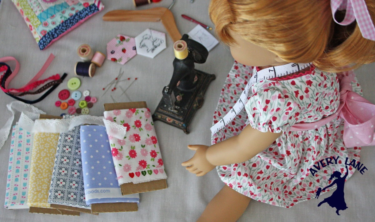 """Sewing Website: 18"""" Doll Clothing Patterns For American Girl Dolls - American Girl Clothes Patterns Free Printable"""