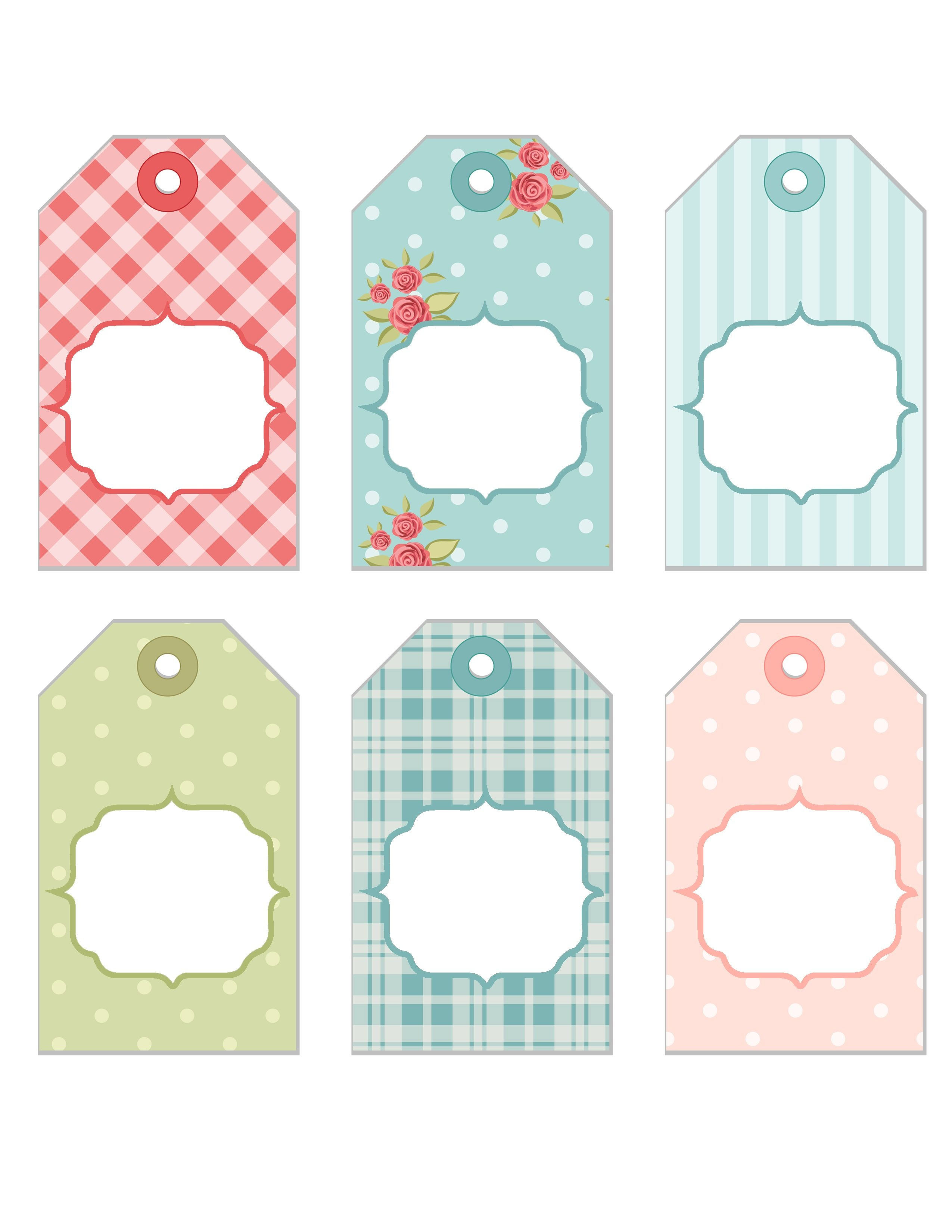 Shabby Chic Tags - Google Search | Tags | Free Printable Christmas - Free Printable Favor Tags For Bridal Shower