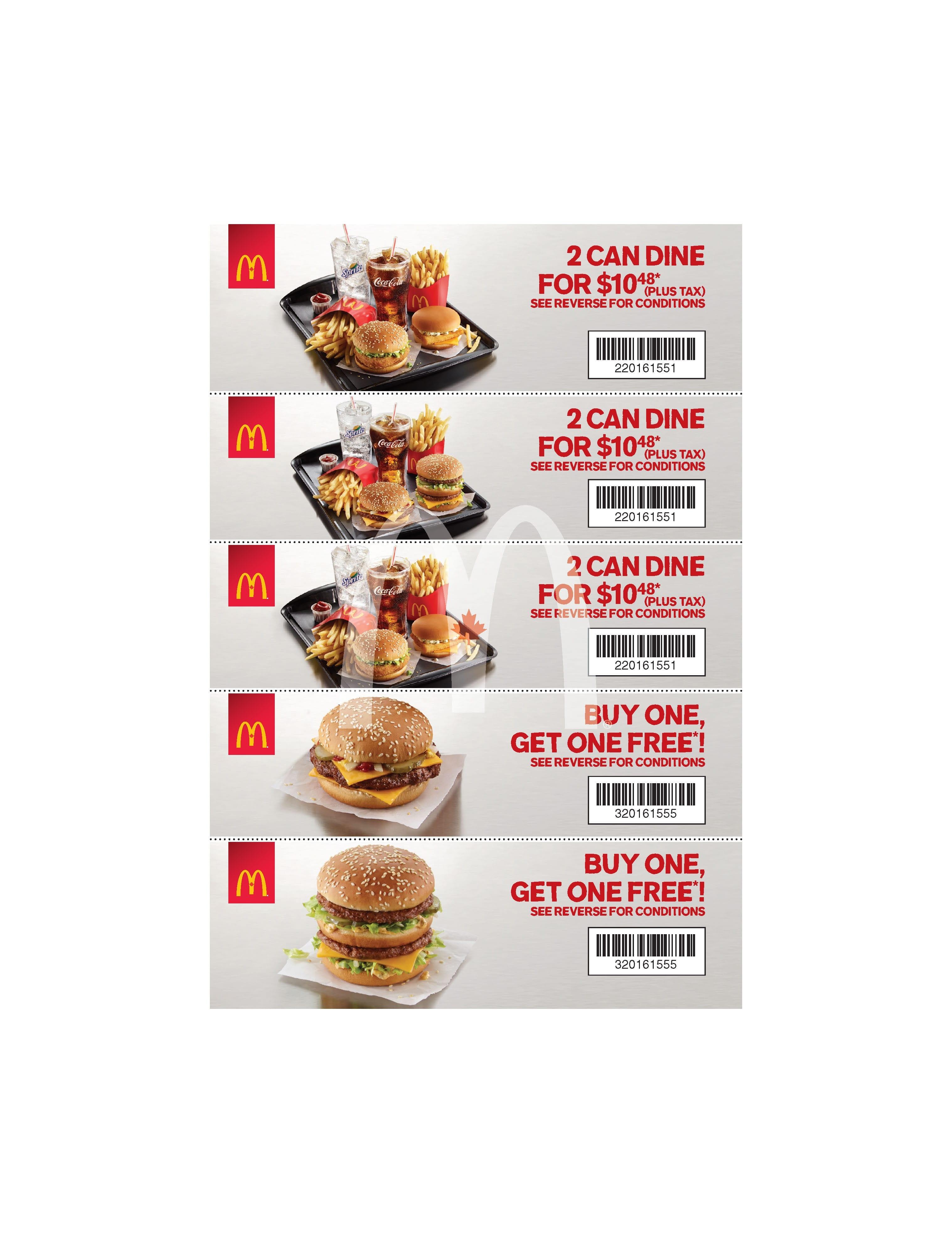 Sheet-Mcdonalds-Coupons-Free-Printable – Printable Coupons Online - Free Printable Mcdonalds Coupons Online
