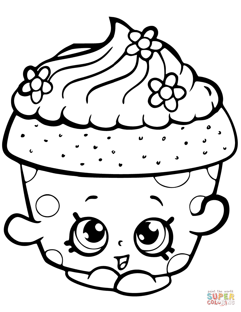 Shopkins Coloring Pages | Free Coloring Pages - Free Shopkins Coloring Printables