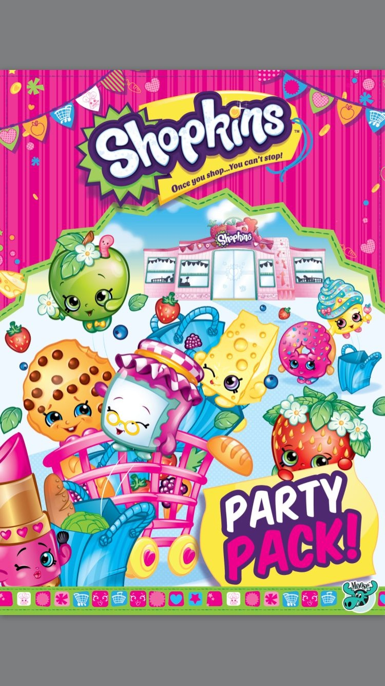 Shopkins Party Pack Free Printables Via Shopkins World Website - Shopkins Free Printables