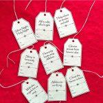 Silent Night Gift Tags Printable | Simply Southern Baking   Free Printable Christian Christmas Gift Tags