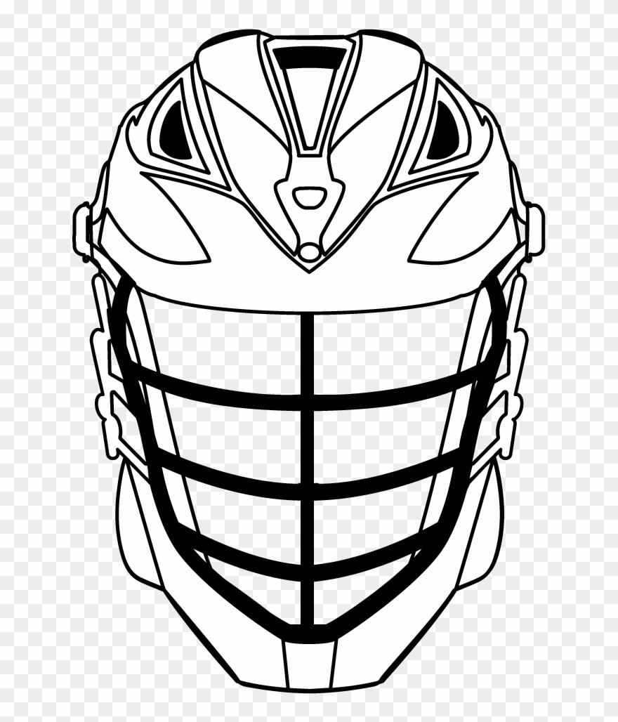 Slap Shot Hockey Printables - Lacrosse Helmet Coloring Pages Clipart - Free Printable Lacrosse Images