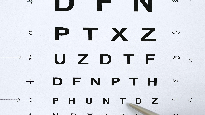 Eye Exam Chart Printable Free | Free Printable