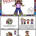 Social Story Blurting Out In The Classroom | Social Skills | Social   Free Printable Social Stories For Kids