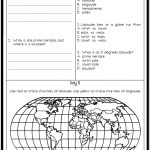 Social Studies & Science Morning Work, A Freebie, And A Sale   Free Printable 4Th Grade Morning Work
