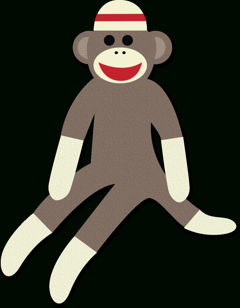 Sock Monkey Clip Art & Look At Clip Art Images - Clipartlook - Free Printable Sock Monkey Clip Art