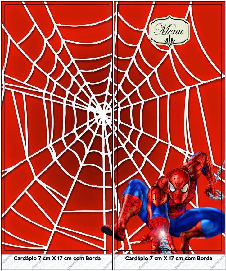 Free Spiderman Printables