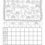 Spring Count And Graph   Free   Teaching Heart Blog Teaching Heart Blog   Free Printable Graphs For Kindergarten