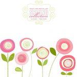 Spring Flowers Clip Art Free Printable 7   Cliparting   Free Printable Clipart Of Flowers