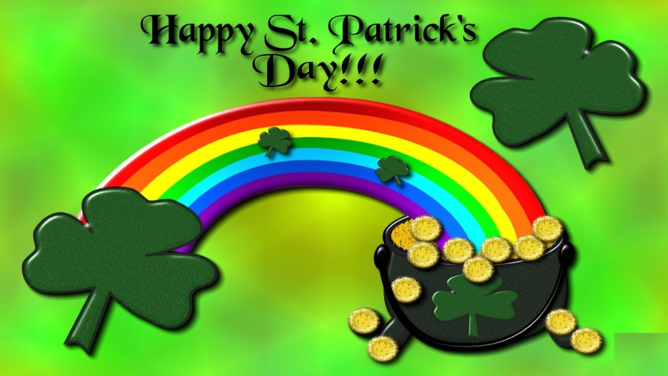 St Patricks Day Images For Facebook And Whatsapp – Free Printable - Free Printable St Patrick's Day Greeting Cards