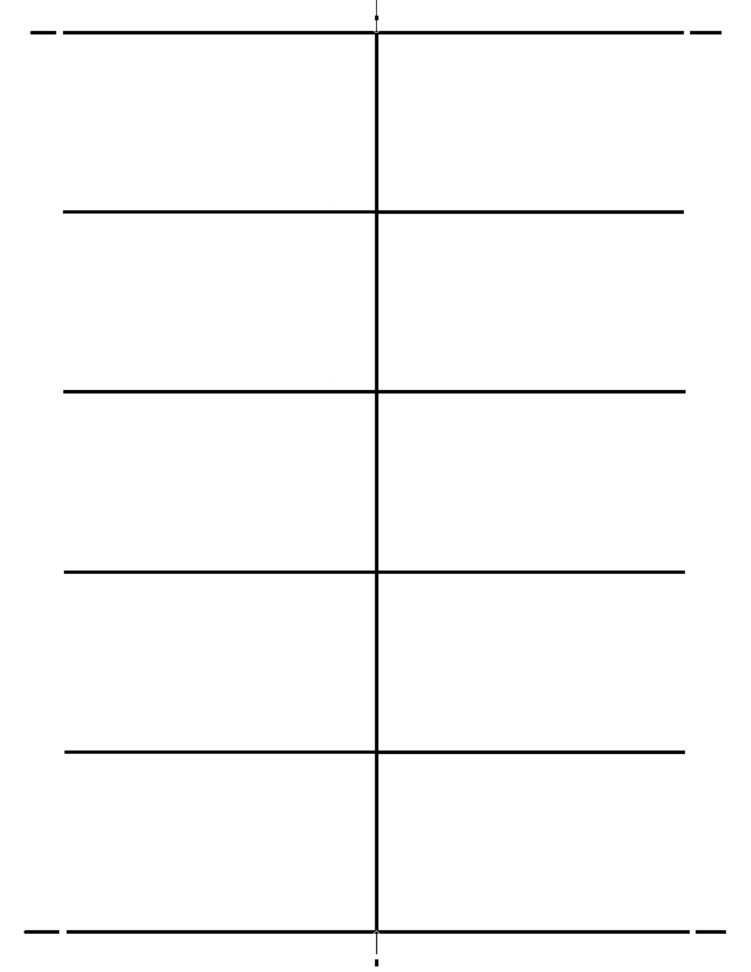 Standard Blank Business Card Template Word Mac Design | Business - Free Printable Business Card Templates