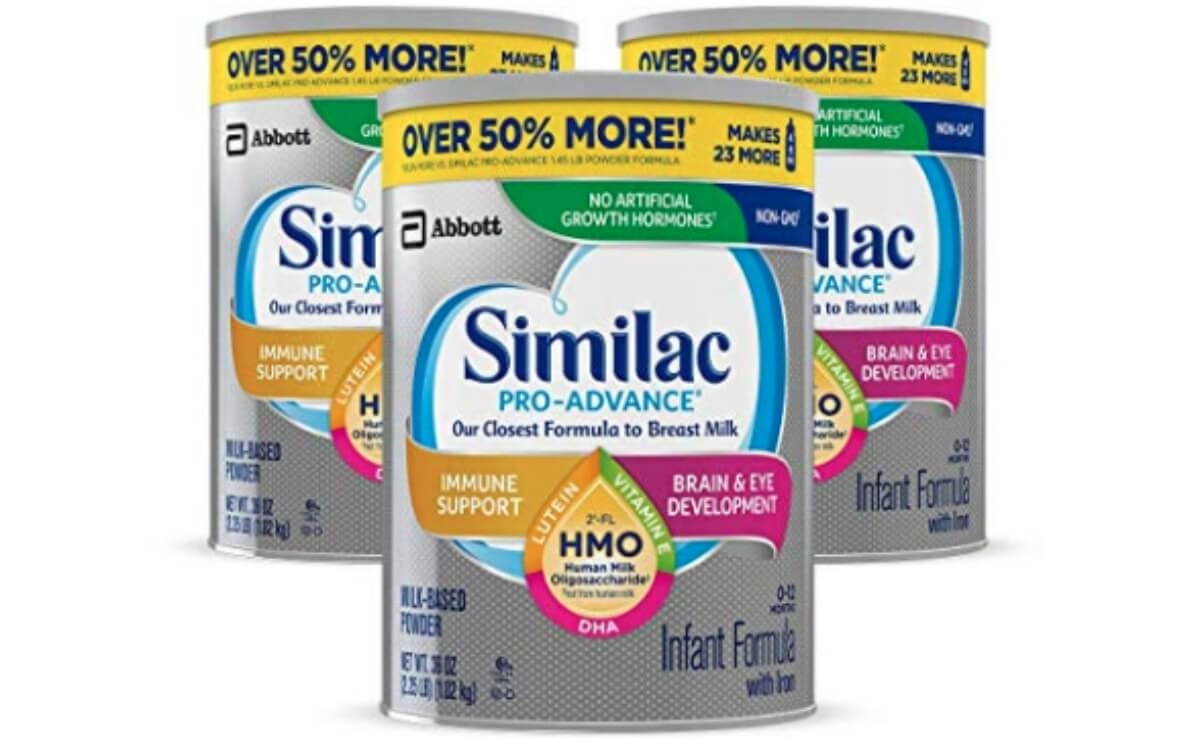 Stock Up Baby Deal! 45% Off Similac Pro-Advance Non-Gmo Infant - Free Printable Similac Coupons 2018