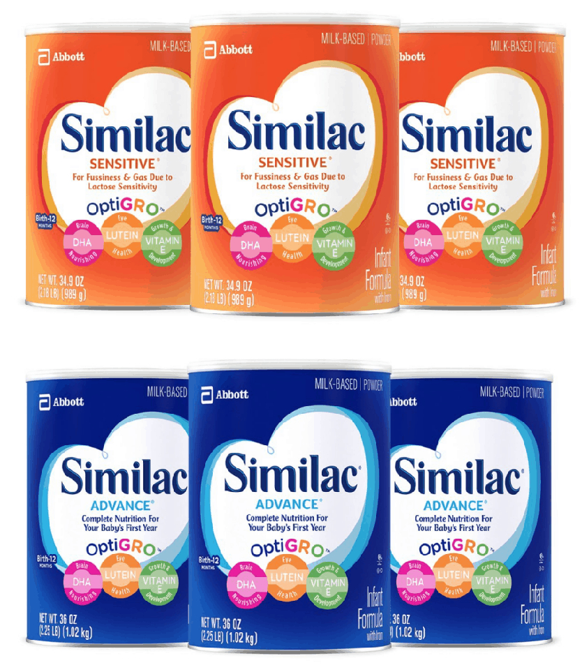 Stock Up Price On Similac Infant Formula - Free Printable Similac Coupons 2018